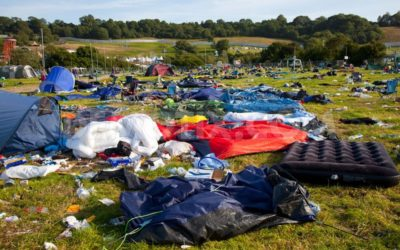 Flourishing  camping sites pose a threat to Northeast's pristine landscapes